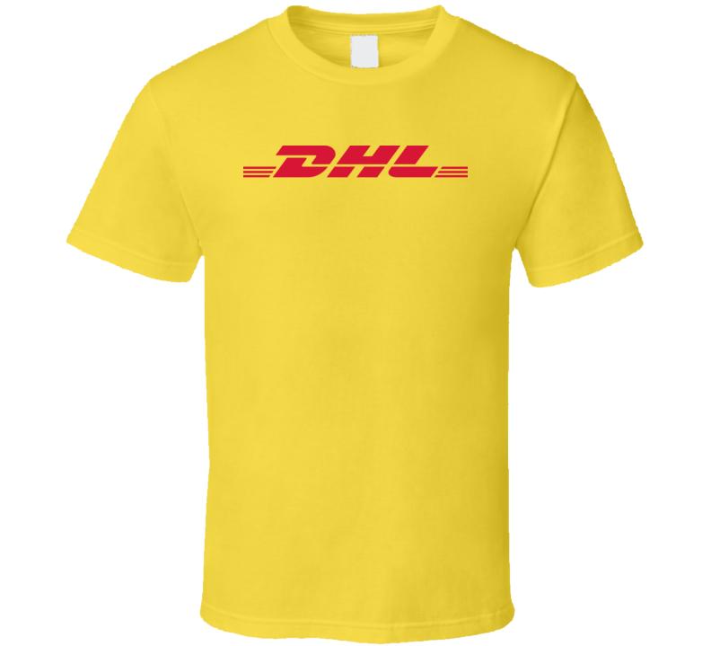 DHL Logo T Shirt