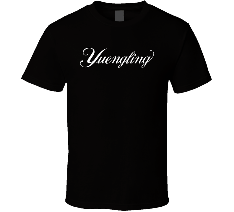 Yuengling Beer Logo T Shirt
