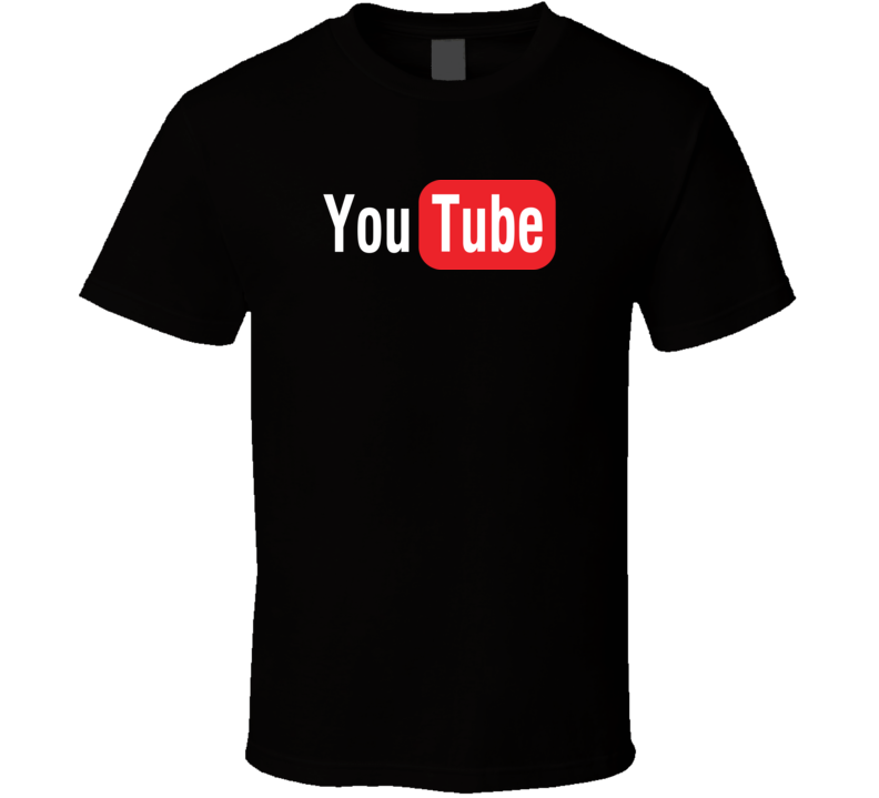 Youtube Logo T Shirt