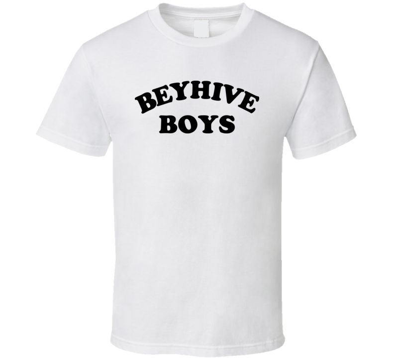 Beyhive Boys Bey Fan T Shirt