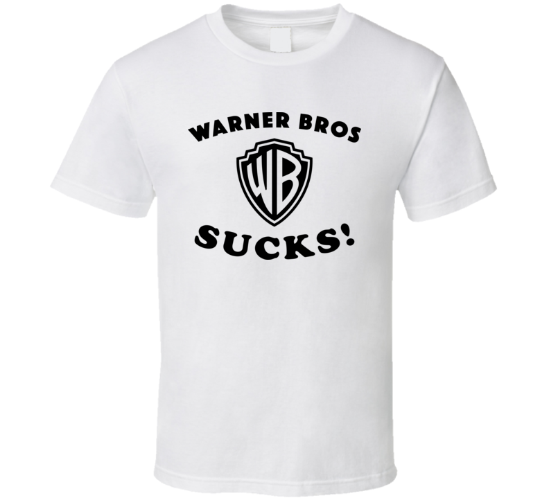 Warner Bros Brothers Sucks T Shirt