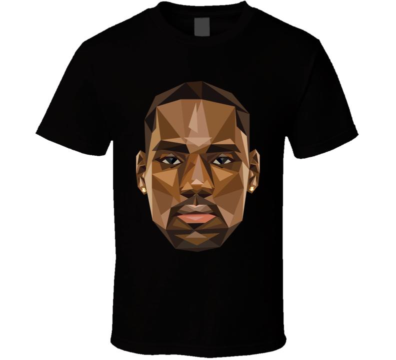 Lebron James Big Head T Shirt