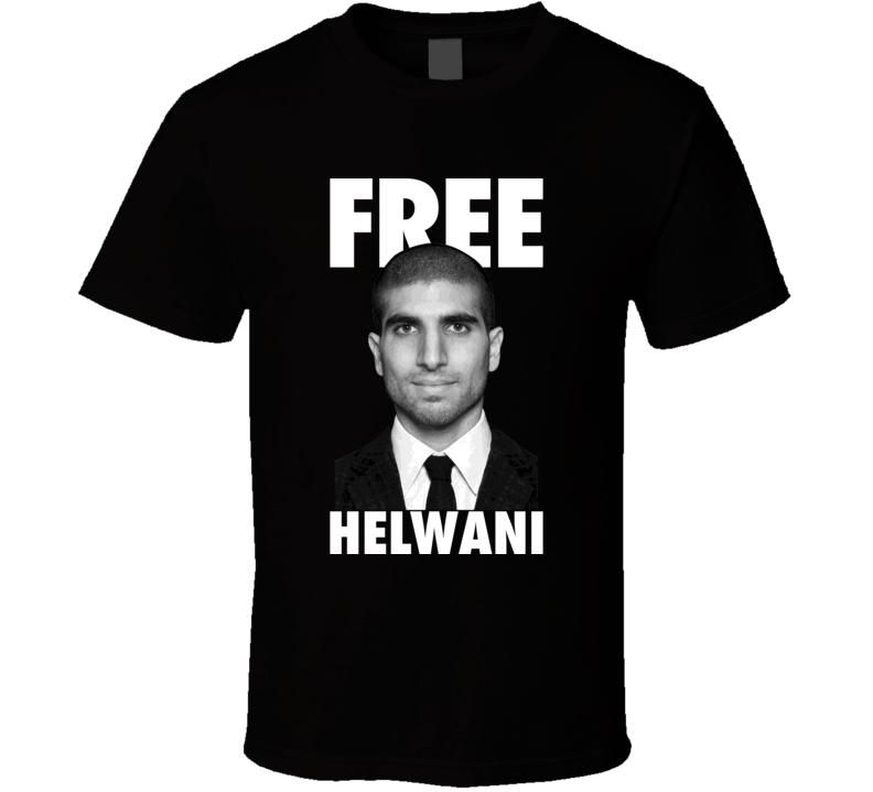 Free Ariel Helwani MMA Journalist T Shirt