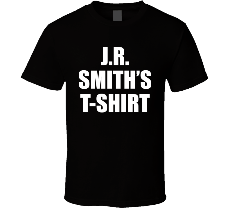 JR Smith's T Shirt