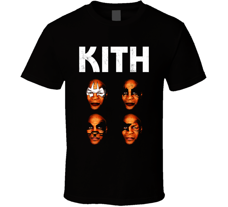 Iron Mike Tyson Kith Worn Look T Shirt