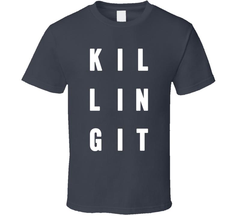Killing It Gym Workout T Shirt