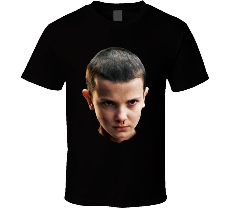 Eleven Stranger Things T Shirt