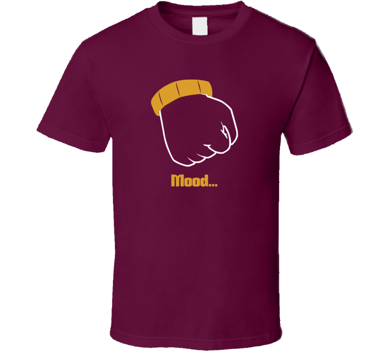 Cleveland Cavs Cavaliers Mood T Shirt