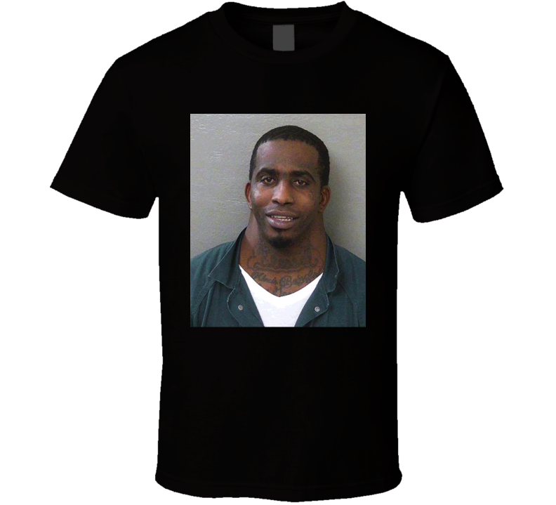 Charles Dion Mcdowell Mugshot Posterized T Shirt