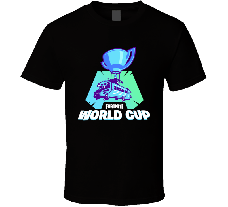 Fortnite World Cup Video Game Tournament Gaming Fan Gift T Shirt