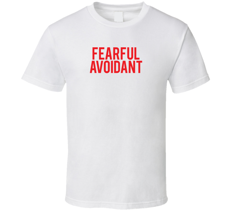 Fearful avoidant relationships