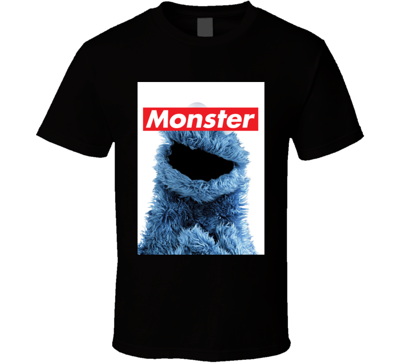 Cookie Monster Vine Youtube T Shirt