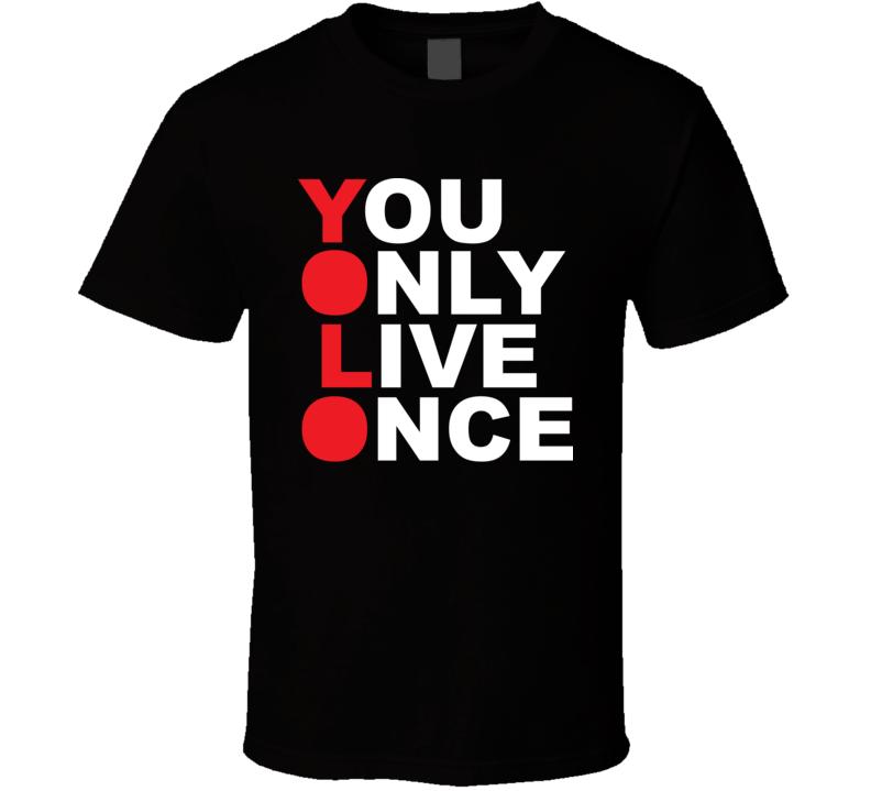 YOLO T Shirt