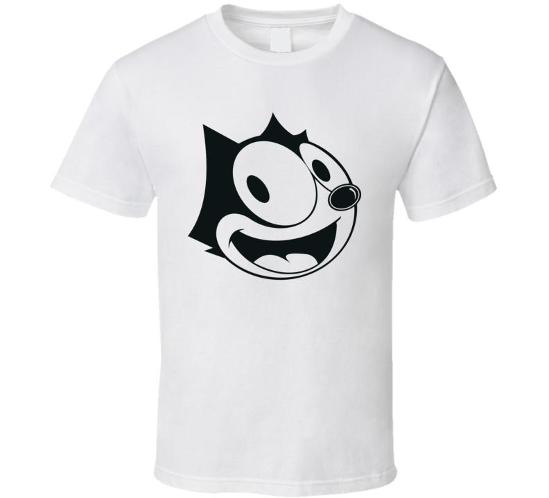 Felix The Cat Cartoon T Shirt