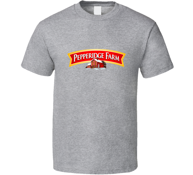 Pepperidge Farm Logo Distressed T Shirt