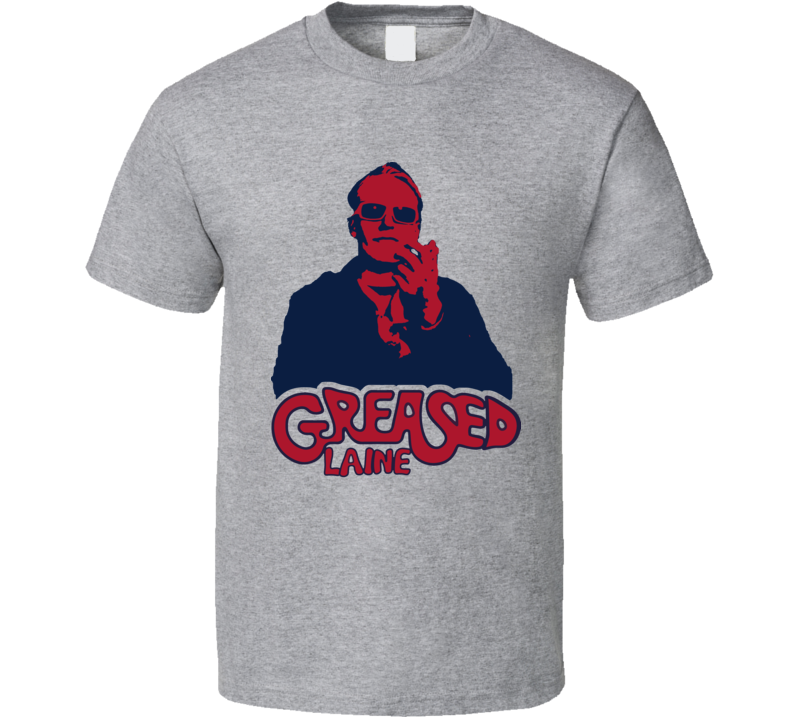 Greased Laine Parody T Shirt