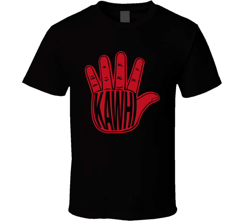 Kawhi Hand T Shirt