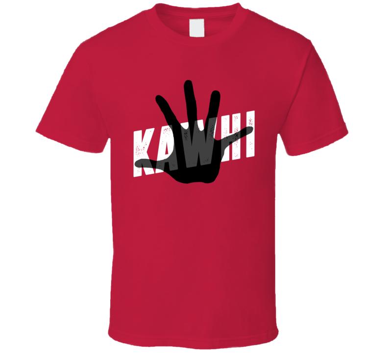 Kawhi Leonard Fan T Shirt