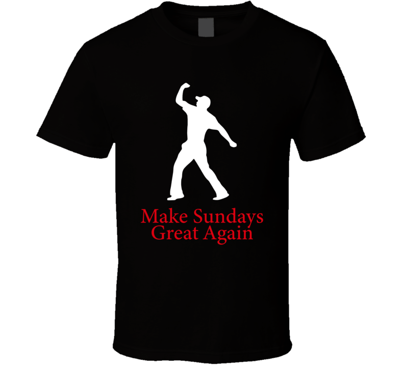 Tiger Woods Make Sundays Great Again T Shirt