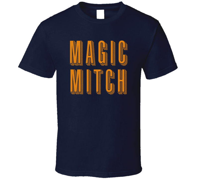 Magic Mitch Football Fan T Shirt