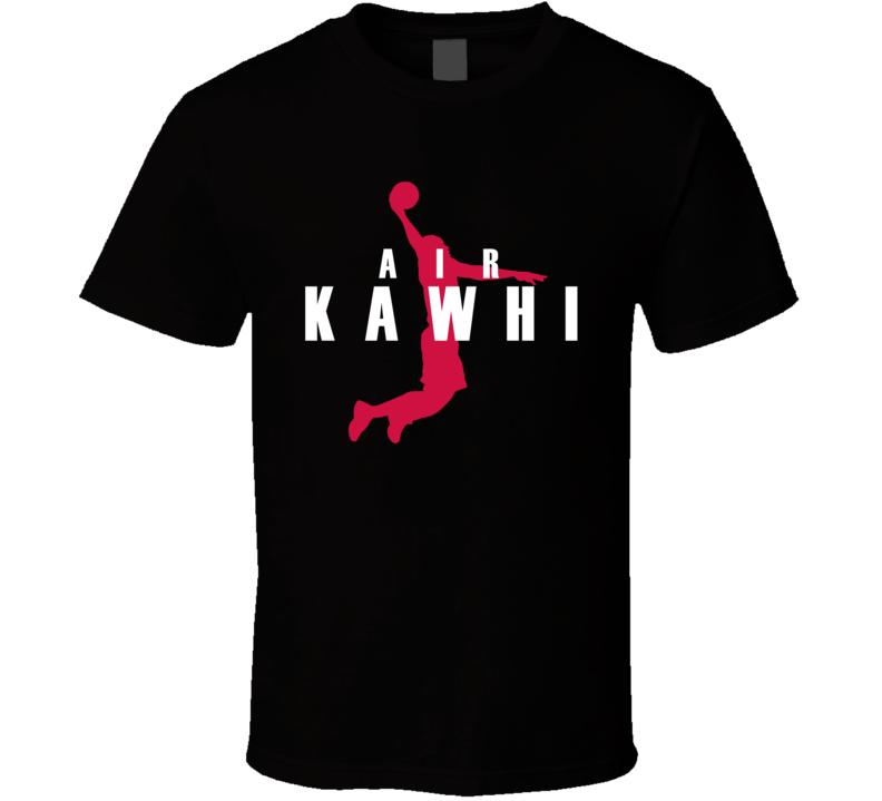 Air Kawhi Leonard Toronto Basketball Team Fan Cool T Shirt