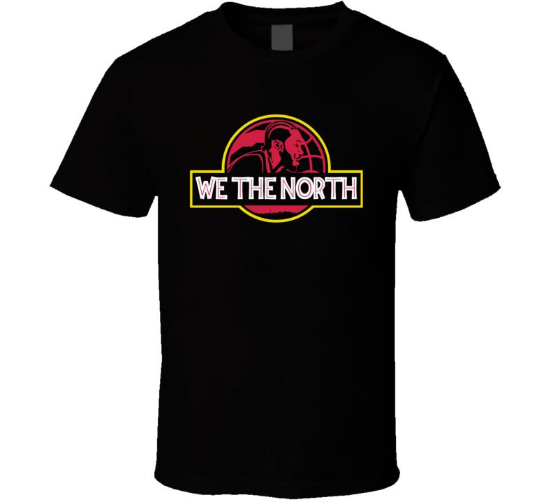 Kawhi Leonard Toronto Basketball Parody We The North Fan T Shirt