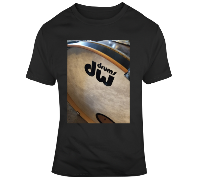 Dw Kick T Shirt Bass Drum Drum Workshop Drummer Gift