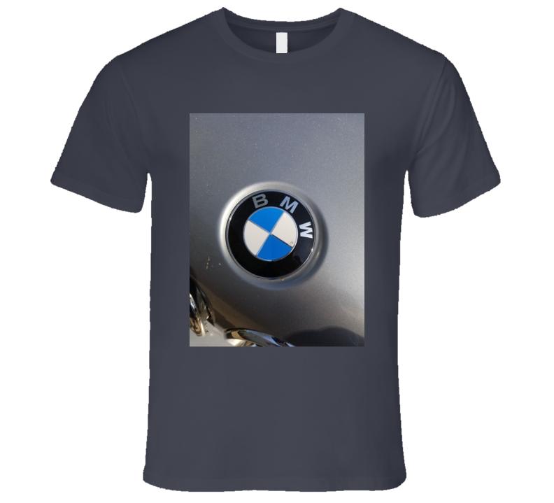 BMW T Shirt Car Cars Badge Emblem Gift
