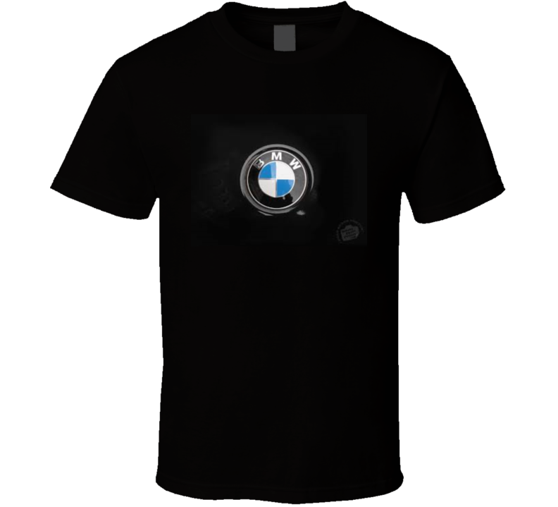 Bmw Badge T Shirt Car Cars Gift Father's Day Beamer
