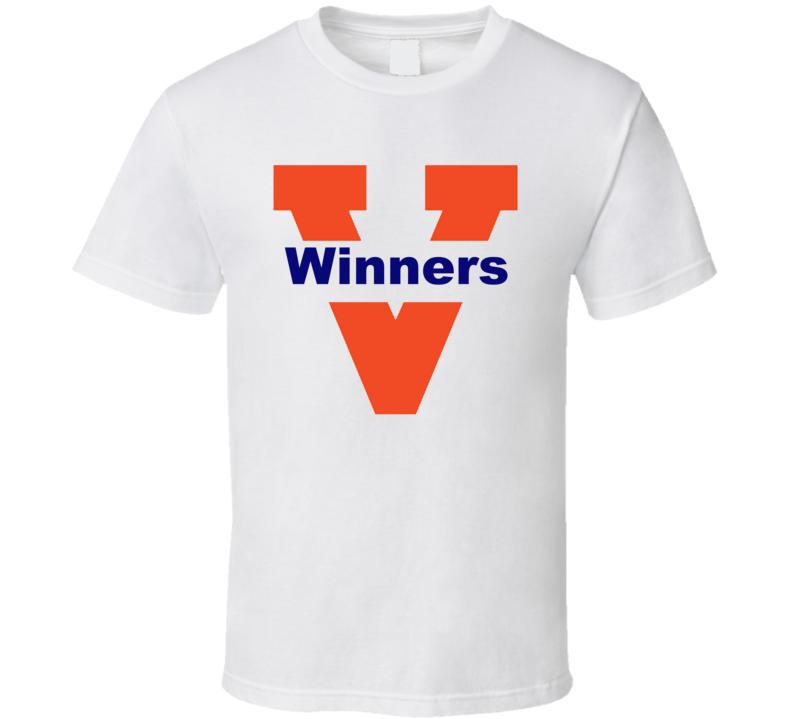 Virginia Winners T Shirt UVA Champions