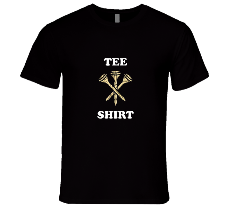 Golf Tee Shirt Funny Premium T Shirt Gift For Golfers Fathers Day T Shirt