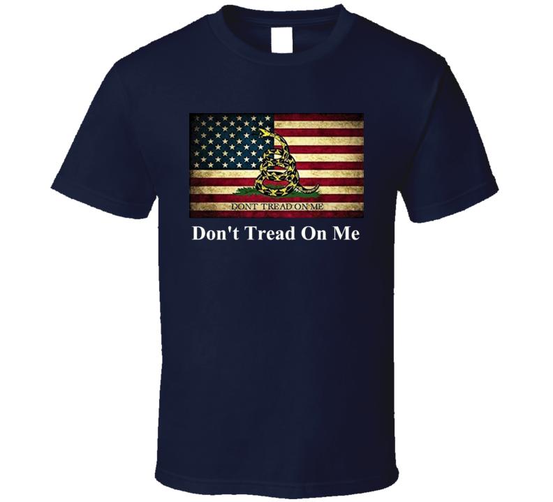 Chris Pratt Gasden American Flag Don't Tread On Me T Patriotic Usa T Shirt