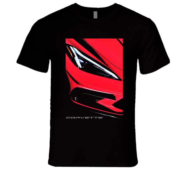 2020 C8 Chevrolet Corvette New Premium Shirt  Vette Stingray Midengine 485hp T Shirt