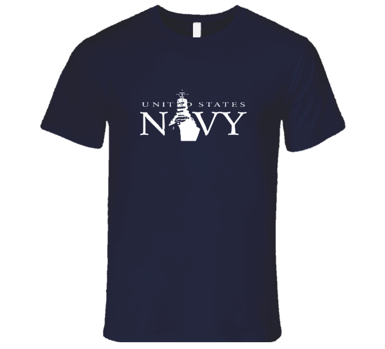 United States Navy Ship Military Sailor Sea Premium Gift T Shirt