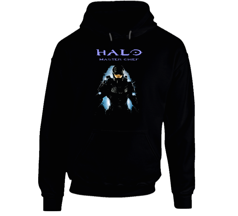 Halo Master Chief 2 Game Gift Hoodie