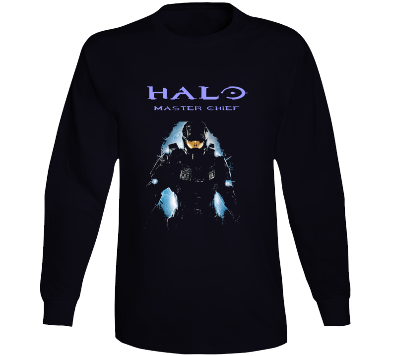Halo Master Chief 2 Game Gift Long Sleeve
