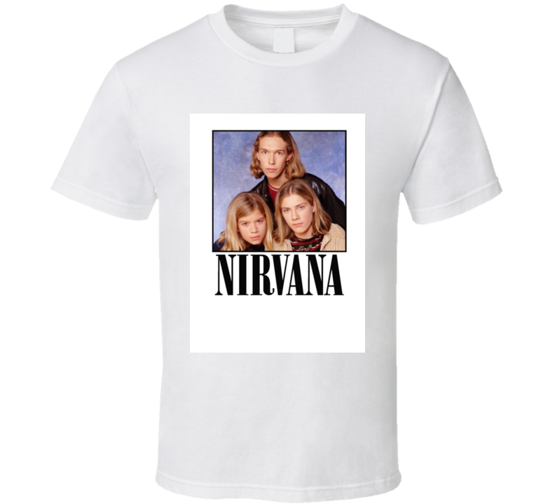 Hanson Nirvana Mixup Funny Parody Shirt Gift Up To 6xl T Shirt