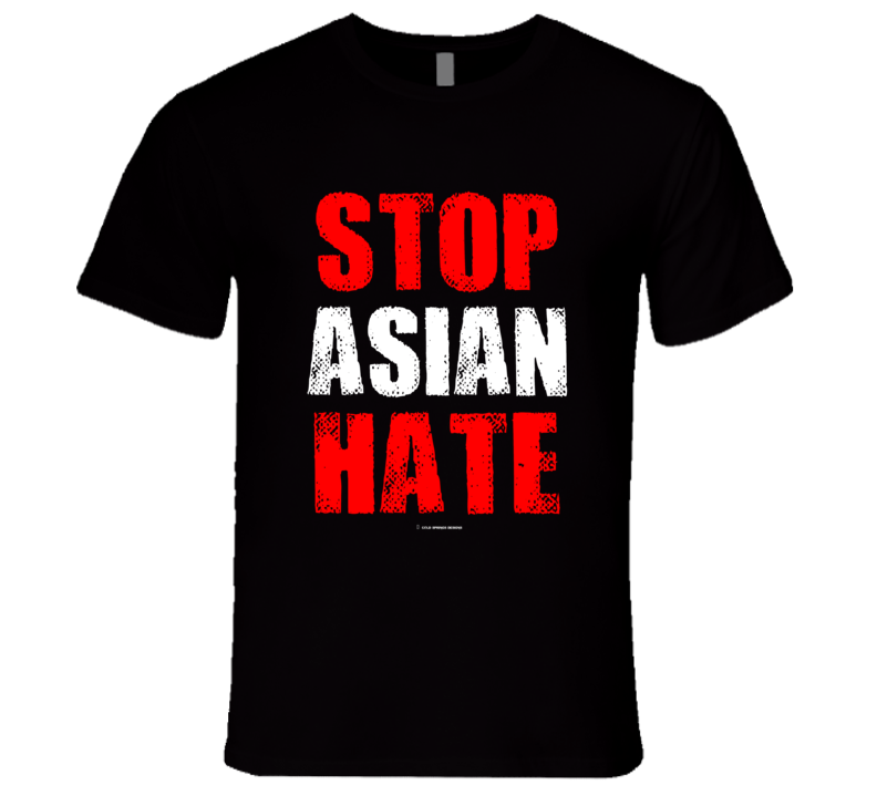 Stop Asian Hate Premium Gift Asian Lives Matter T Shirt