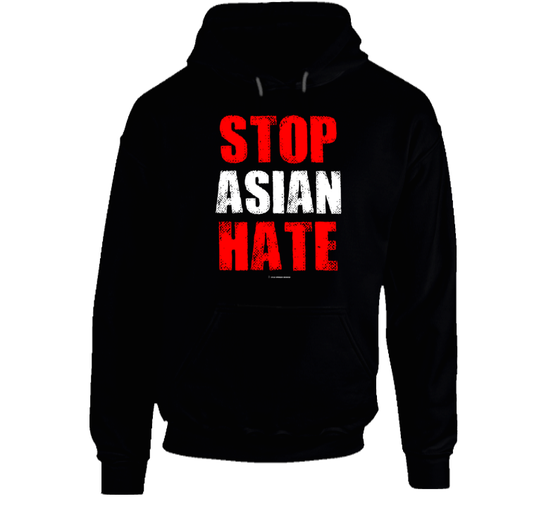 Stop Asian Hate Premium Gift Asian Lives Matter Hoodie