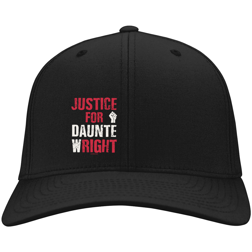 Justice For Daunte W Right Black Lives Gift Cold Springs Designs Hat