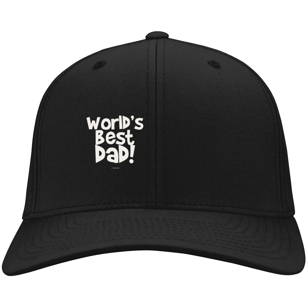 World's Best Dad Fathers Dat Gift Cold Springs Designs Hat