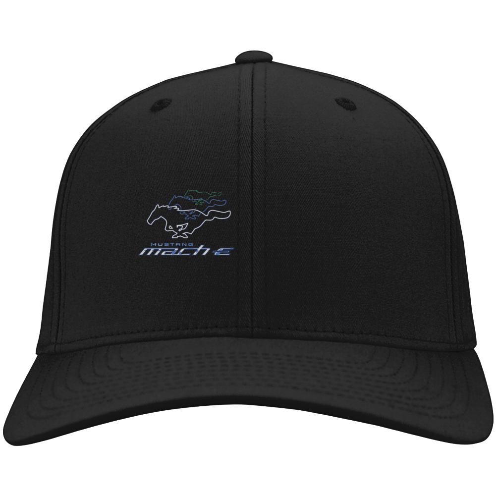 Mach E Running Horse Electric Car Gift Hat