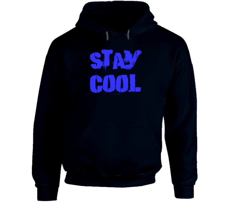 Stay Cool Fun Summer Summertime Gift Hoodie