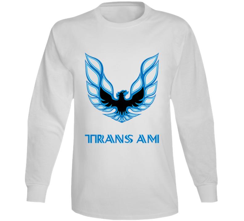 Transam Eagle 1977 Muscle Car Gift Sports Big 454 6.6 Long Sleeve T Shirt