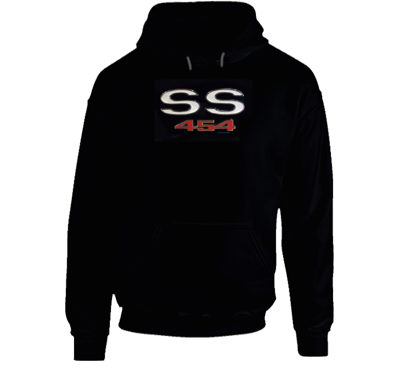 Ss 454 Chevy Musclecar 1970 Chevelle Gift 1969 Hoodie