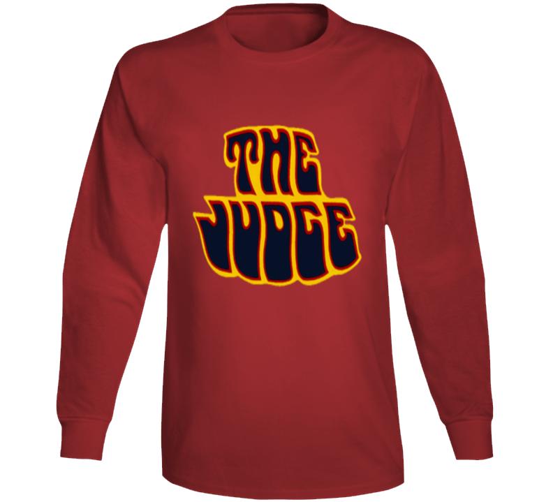 The Judge 1970 Goatgto Musclecar Gift Long Sleeve T Shirt