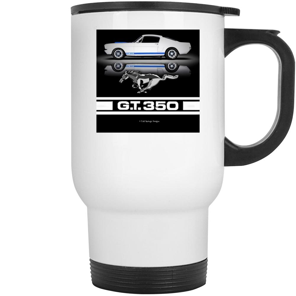 1965 Ford Mustang Shelby Gt350 Musclecar  Gift Mug Mug