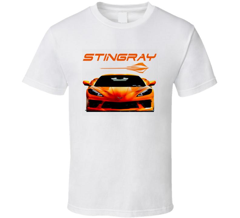 21-22 New Stingray Vette C8 Hot Trending Gift T Shirt