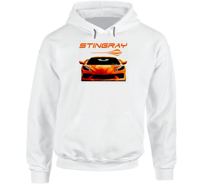 21-22 New Stingray Vette C8 Hot Trending Gift Hoodie
