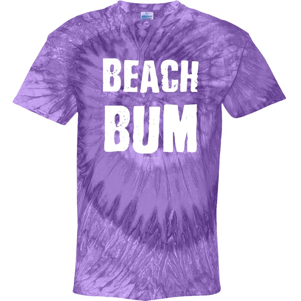 Beach Bum Tie Dye Summer  Gift Tie Dye